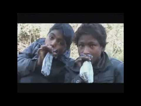 Street Children in Kathmandu,  Nepal