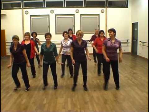 Bugle Boogie  - Line Dance
