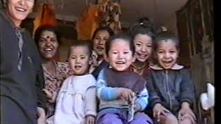 Food and shelter for street children - ROKPA in 1997