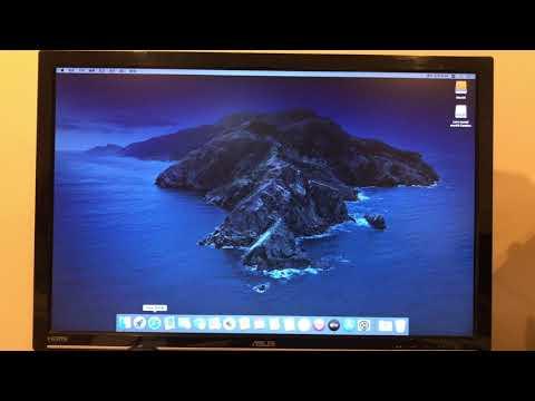AMD 2200G黑苹果安装Vlog