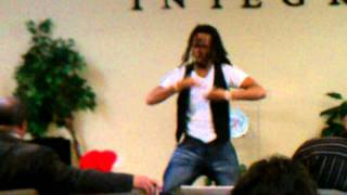 Lyfe Jennings- Made up my mind (praise dance)
