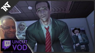 Deadly Premonition Director's Cut Part 1 [Welcome to Twin Peaks the video game...]