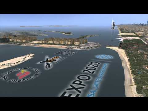 2013 UIM XCAT World Series, Season Finale (Round 7) - Highlights - Dubai, U.A.E