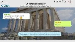 Merkels Whatsapp-Chat zur Griechenlandkrise | extra 3 | NDR