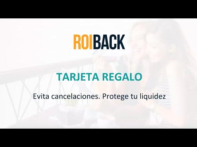 Webinar Tarjeta Regalo