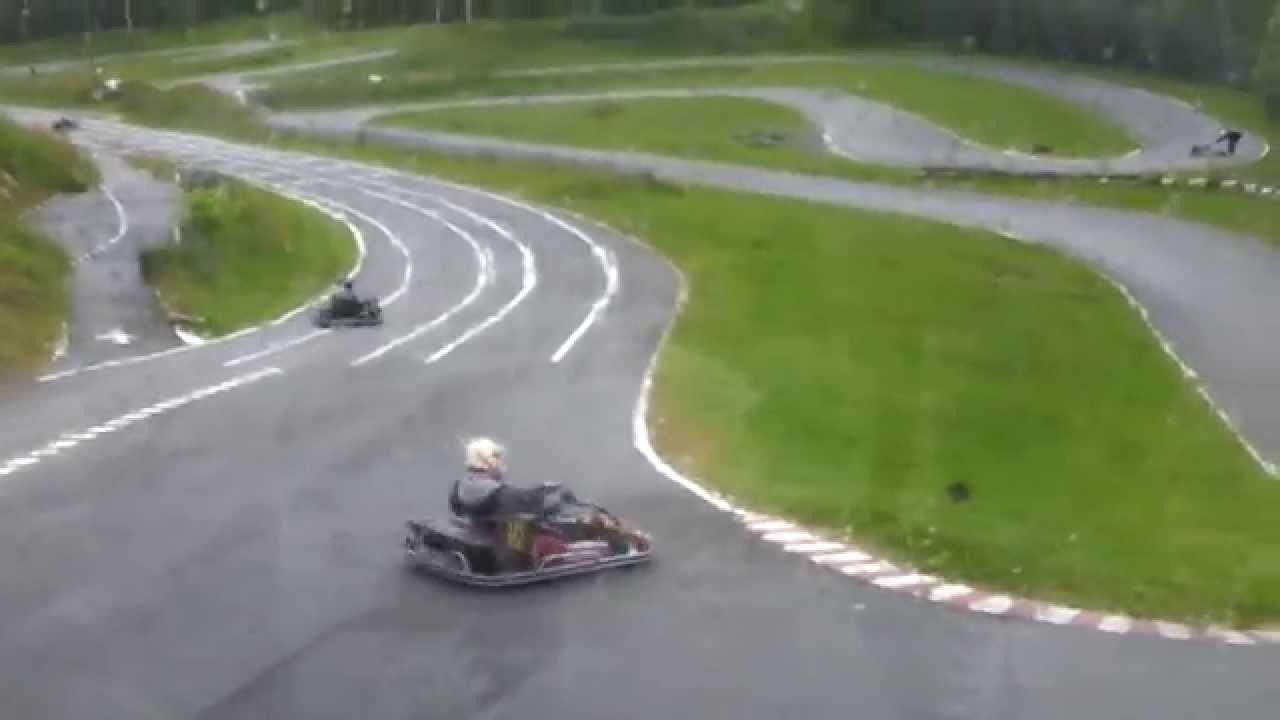 Go Kart Alesund Youtube