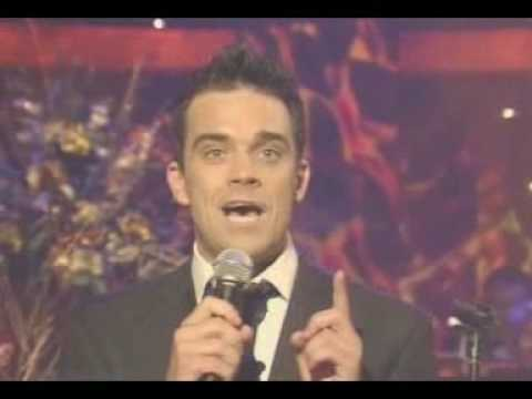 Robbie Williams Beyond The Sea at Parkinson
