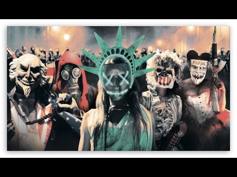 The Purge: Election Year Review/Parents Guide