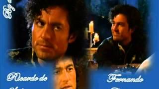 26 Фото клип шедевр Рикардо Антильца из сериала «Pasion» «Страсть» на песню Davida Bolzoni - Yo Soy