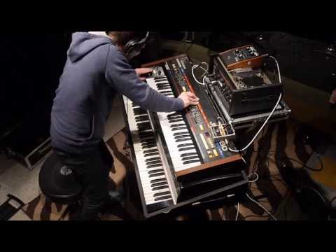 Nils Frahm - Says (Live on KEXP)