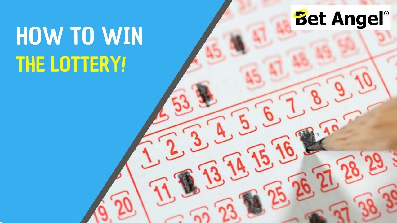 How To Win A Lottery By Using Winning Lottery Numbers Youtube