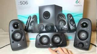 Logitech Z506 5 1 Surround Sound Speakers Review240p H 263 MP3