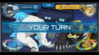 Monsuno Battle to the Core Walkthrough