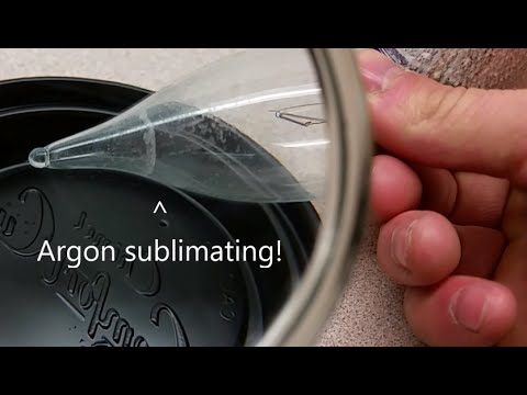 File:Solid and liquid argon in small graduated cylinder.jpg ...