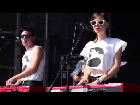 La Femme - Francoise & Paris 2012 (live @ Juicy Beats 2014) mp3