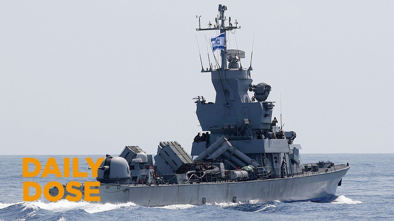 Israel's Navy Hits the Seas for Major Waves Exercise