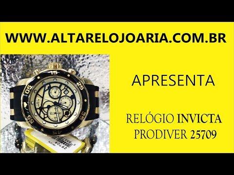 Relógio Invicta Pro Diver 25709 ORIGINAL