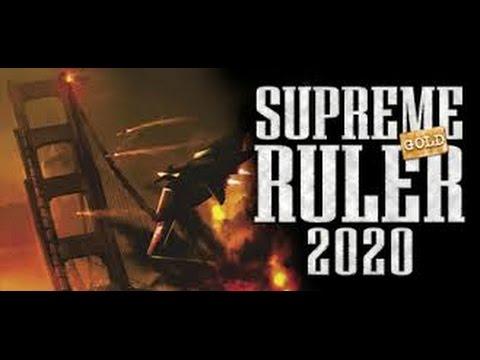 Herr Ober, ein Baguette bitte! - Supreme Ruler 2020 #3