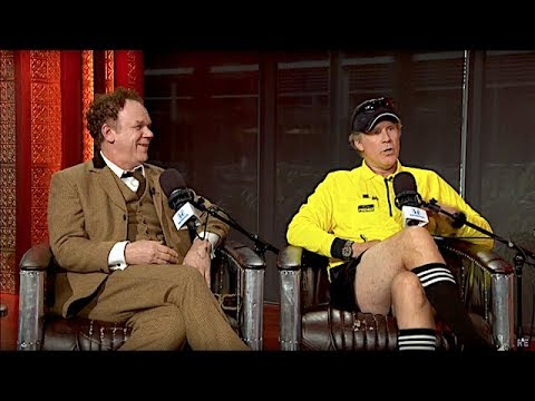 Will Ferrell & John C Reilly Talk