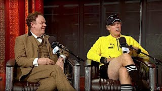 "Will Ferrell & John C Reilly Talk ""Holmes and Watson,"" Step Brothers w/Rich Eisen 