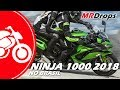 NOVA KAWASAKI NINJA 1000 ABS 2018 NO BRASIL - MRDrops