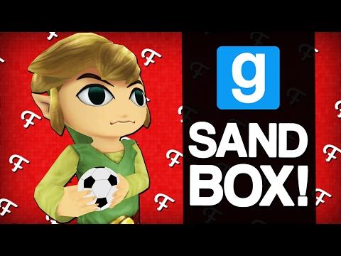 Gmod: Soccer Tournament! (Garrys Mod Sandbox - Comedy Gaming)