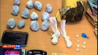 CESFRONT decomisa droga en Loma de Cabrera