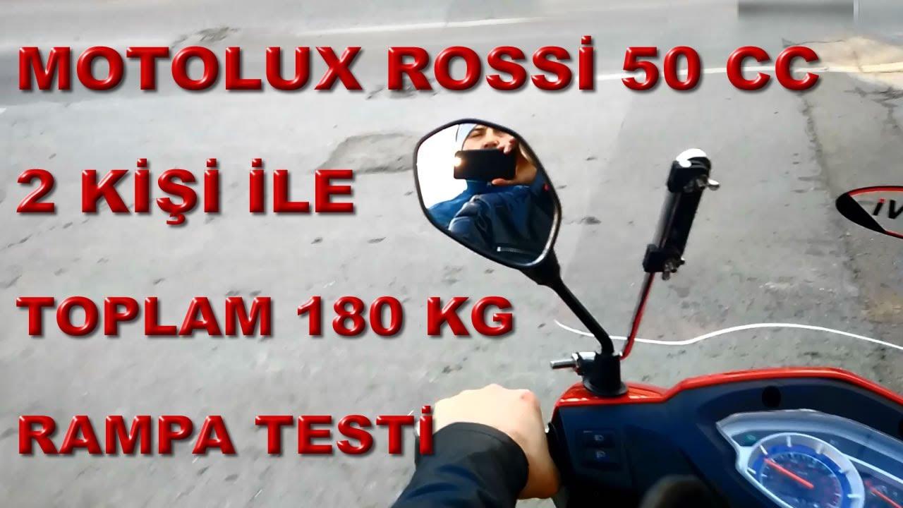 ROSSİ RS 50cc 2021 motoluks