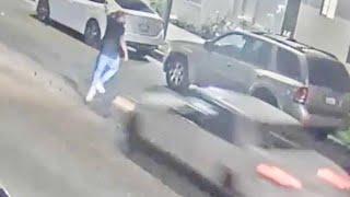 뺑소니 교통사고, Hit and Run 캘리포니아 로스…