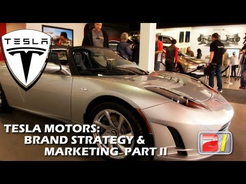 Tesla Motors Spotlight: Brand Strategy & Marketing