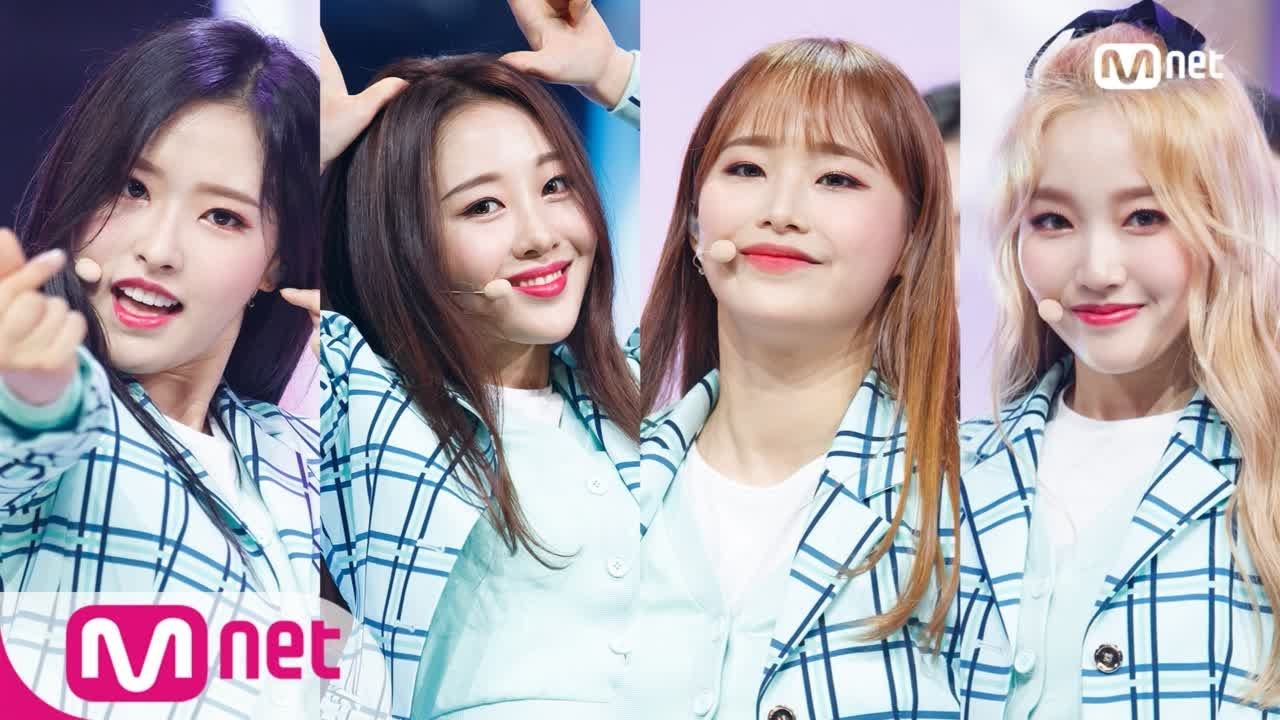 Download [LOONA/yyxy - love4eva] Unit Debut Stage   M COUNTDOWN 180607 EP.573