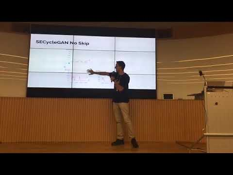 MLJejuCamp2017 - Tommy Mulc : Speech Synthesis with GANs