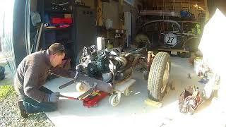 Démontage moteur cox 1302