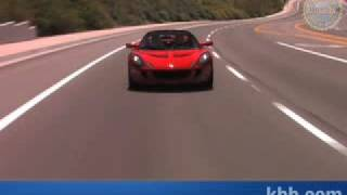 Lotus Elise Review - Kelley Blue Book