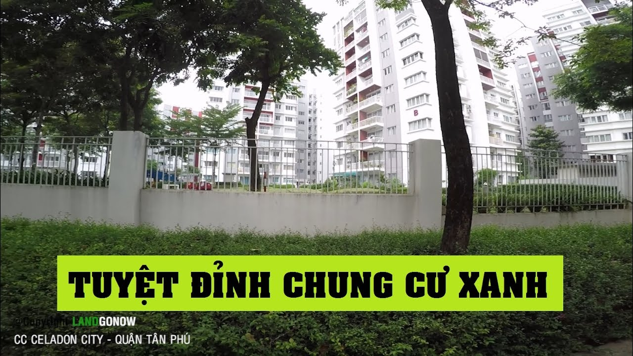 Chung cư Celadon City, Bờ Bao Tân Thắng, Sơn Kỳ, Quận Tân Phú – Land Go Now ✔