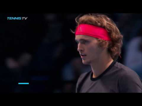 Zverev beats Djokovic to win first ATP Finals title! | Nitto ATP Finals 2018 Final Highlights