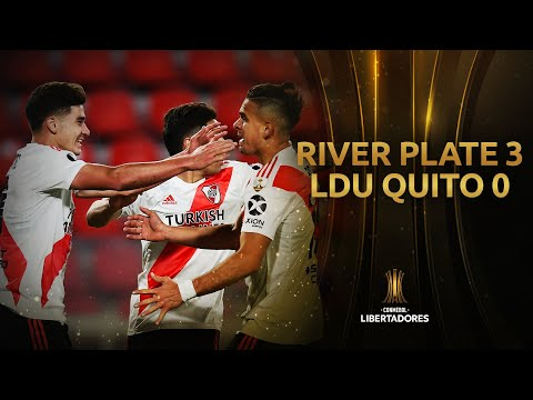 Atletico River Plate LDU Quito Goals And Highlights
