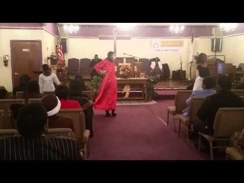 Tabernacle Of Praise - Open Vessel