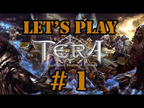 TERA : Rising | Episode 1 | Let's Play/Guide | Promotion Codes and More!