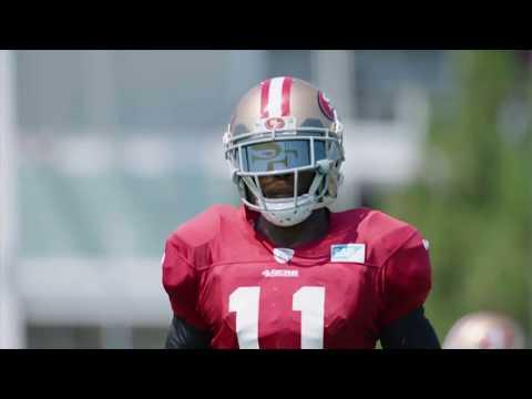 Marquise Goodwin Highlights    Ima Go Getta (Lil Wayne)    2017-18 San Francisco 49ers