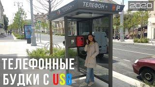 Обновленная Большая Морская улица в Севастополе и Комсомольский парк