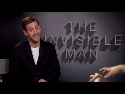 Oliver Jackson-Cohen Interview: The Invisible Man