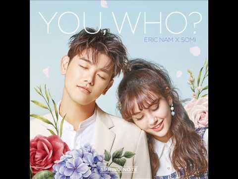 Eric Nam (에릭남), Somi (소미) - 유후 (You, Who?) [Instrumental Official]