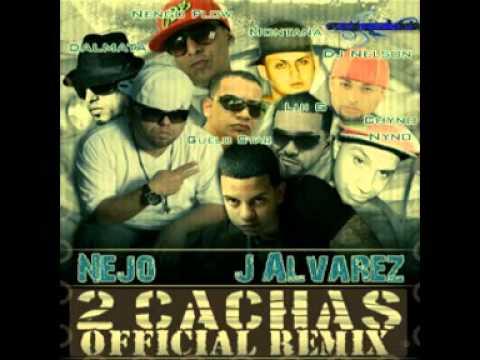 2 Cachas (Official Remix) - Ñejo Y Dalmata Ft. Ñengo Flow, Chyno Nyno, J Alvarez & Lui-G