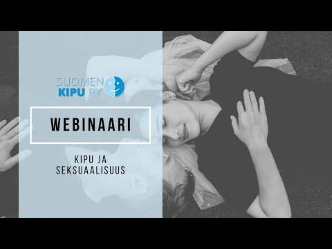 Kipu ja seksuaalisuus - Anumari ja Jani Karlsson