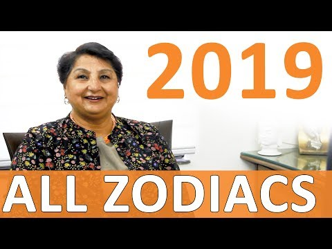 2019 Horoscope For All Zodiac Signs - Stay Tuned For Individual Sign Videos