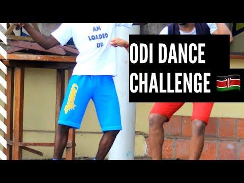 ODI DANCE MASHINANI