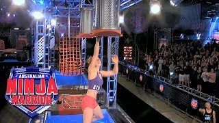 Performance of the Night: Olivia Vivian | Australian Ninja Warrior 2018