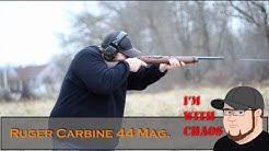 Ruger 44 Magnum Carbine - 10/22 ON STEROIDS!