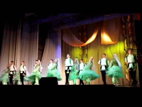 Bayram Folk Dance Ensemble (Ufa, Bashkiria, Russia)